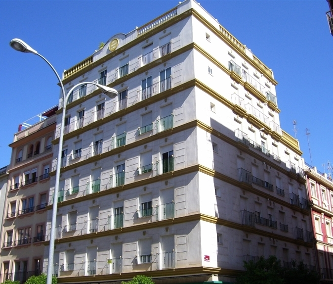 Edificio Los Califas